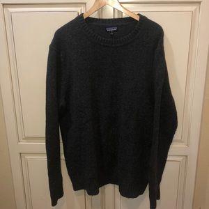 Patagonia wool sweater